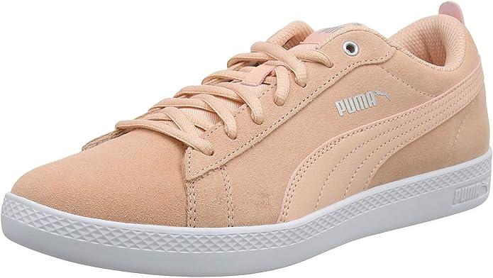 Puma Smash V2 Sneakers Damen Pfirsich (Peach Bud)