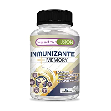 Potente y Completo Multivitamínico con Vitaminas C, E, B3, B5, A ...