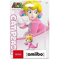 Nintendo amiibo - Cat Peach - Super Mario Series - Nintendo Wii;GameCube;