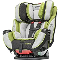 Evenflo Symphony Elite All-in-One Convertible Car Seat, Porter, 27.625 x 20.875 x 20.875