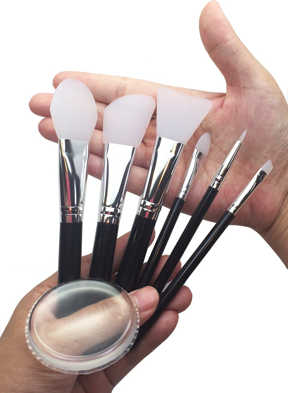 Silicone Makeup Brushes