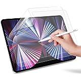 ESR Protetor de tela com sensação de papel para iPad Air 4 2020 / iPad Pro 11 2020 e 2018, [Compatível com lápis Apple] [Escr