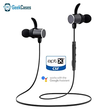 GeekCases Deep Bass Magnetic Bluetooth Earbuds