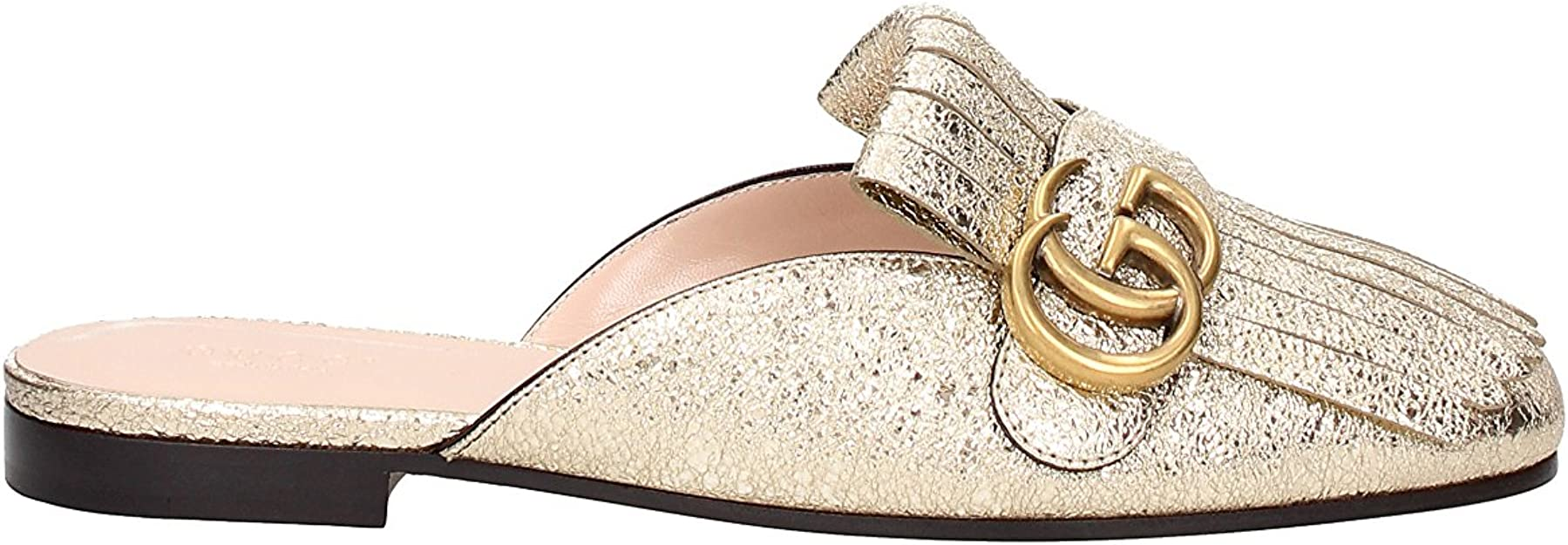 Gucci Slippers Women - Leather