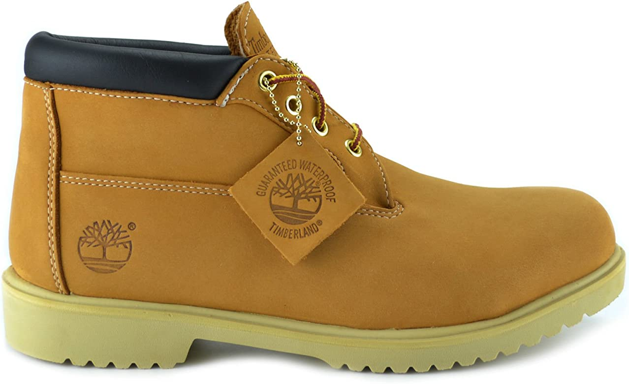Waterproof Chukka Boots Wheat 50061