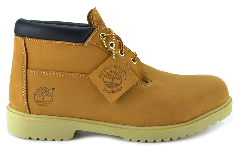 timberland chukka work boots