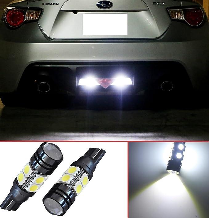 Luces LED para Mazda CX-5 cx5, xenón blanco T15 912 921 906 Proyector LED Luz de marcha atrás Bombillas (2 piezas): Amazon.es: Coche y moto