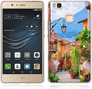 Funda Huawei P9 Lite-Fubaoda-Alta Calidad Serie hermosa y ...