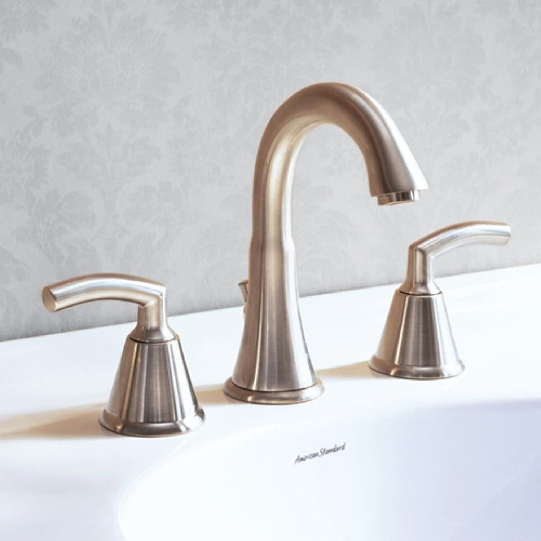 American Standard Tropic 7038 801 Widespread Bathroom Sink Faucet Amazon Com
