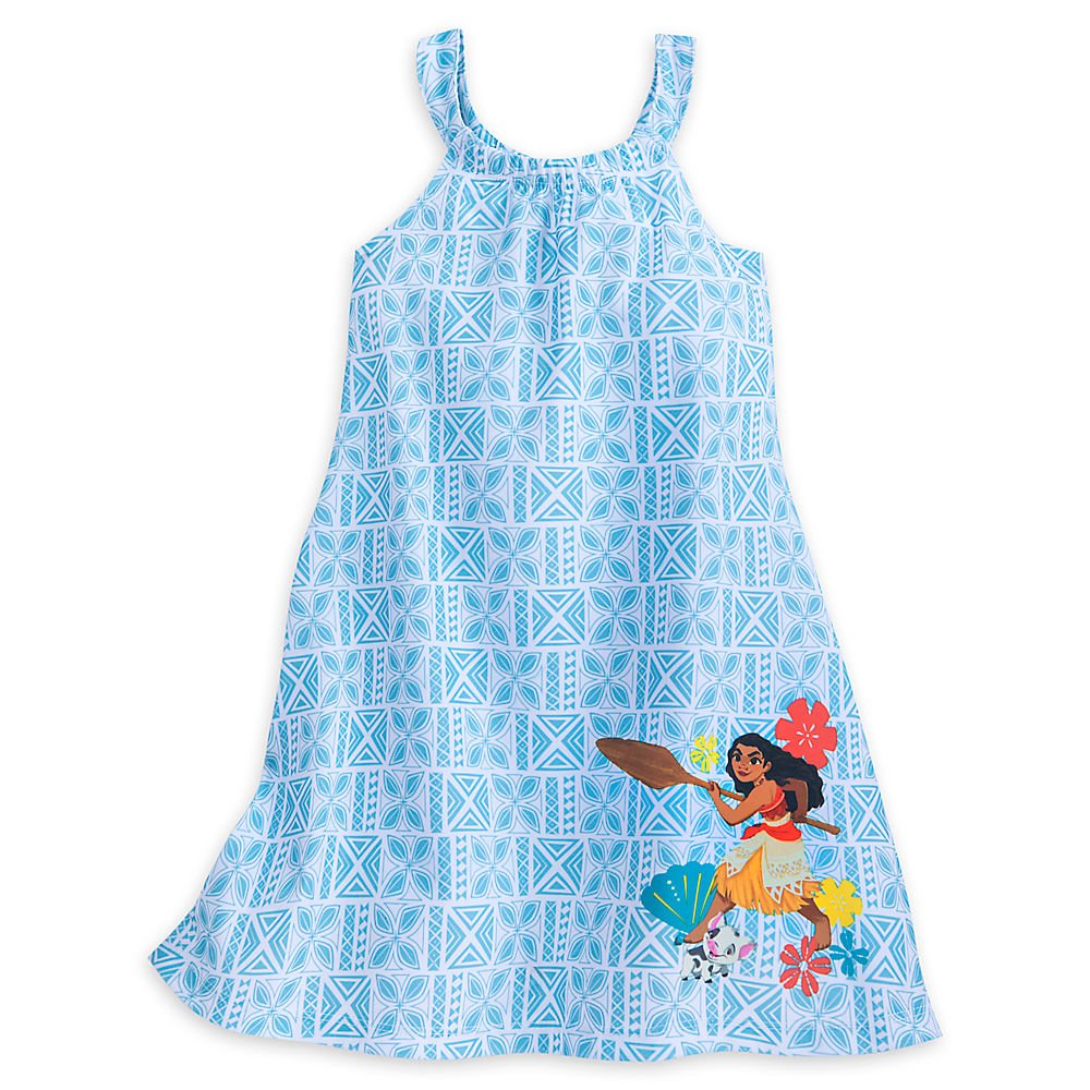 Disney Moana Cover-Up for Girls Size 9/10 458035935802