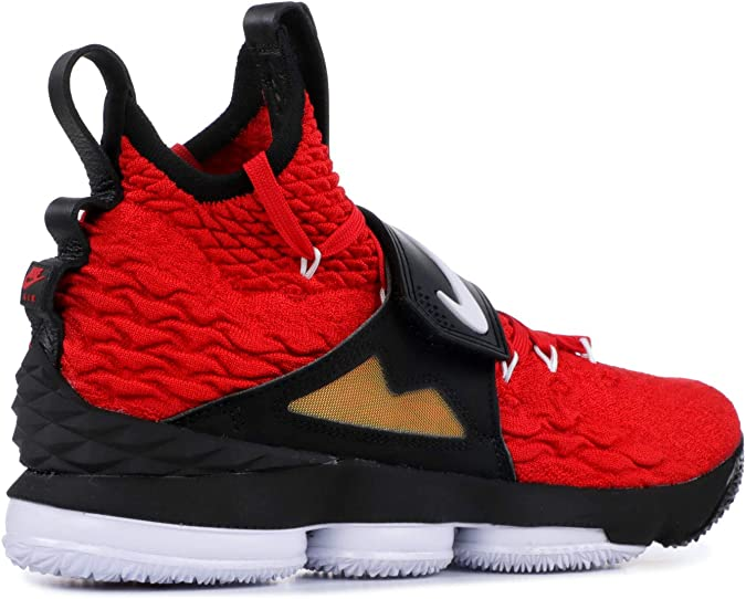 lebron deion shoes red