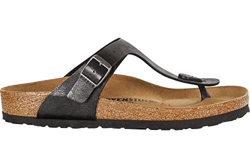 d8d55830e9a8 Birkenstock Gizeh BF 541953 Graceful Licorice Narrow  Amazon.co.uk ...