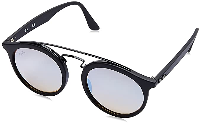 448aeb62759 Amazon.com  Ray-Ban Injected Unisex Sunglass Round
