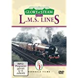 Glory Of Steam On LMS Lines [DVD]