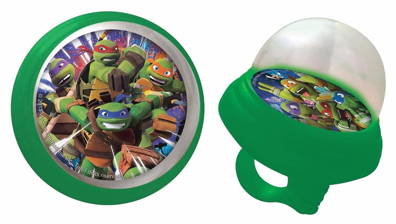 Bocina Presion Infantil Niño compatible con Las Tortugas Ninja Manillar de Bicicleta 80182 6198