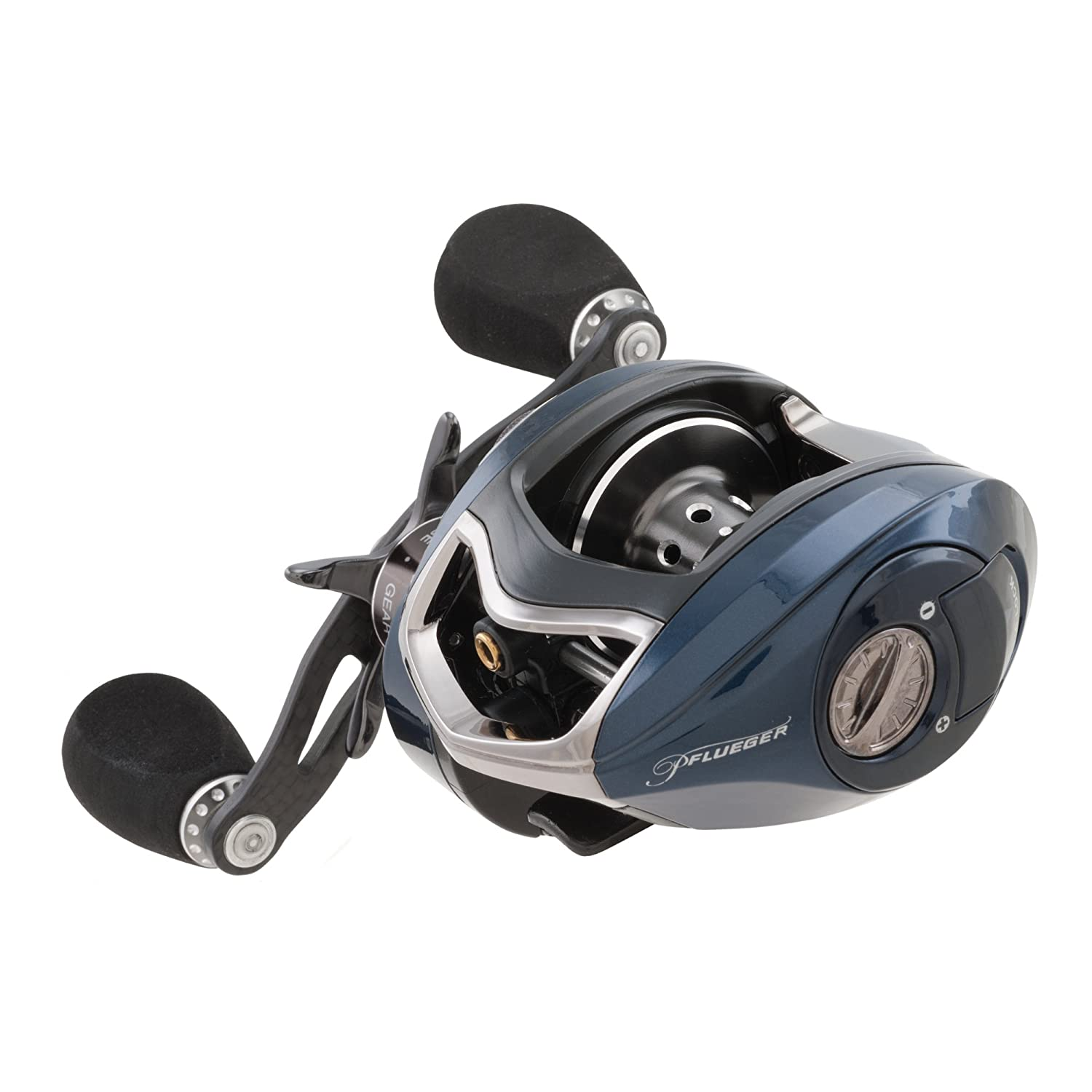 Pflueger Patriarch Low Profile Baitcast Fishing Reel
