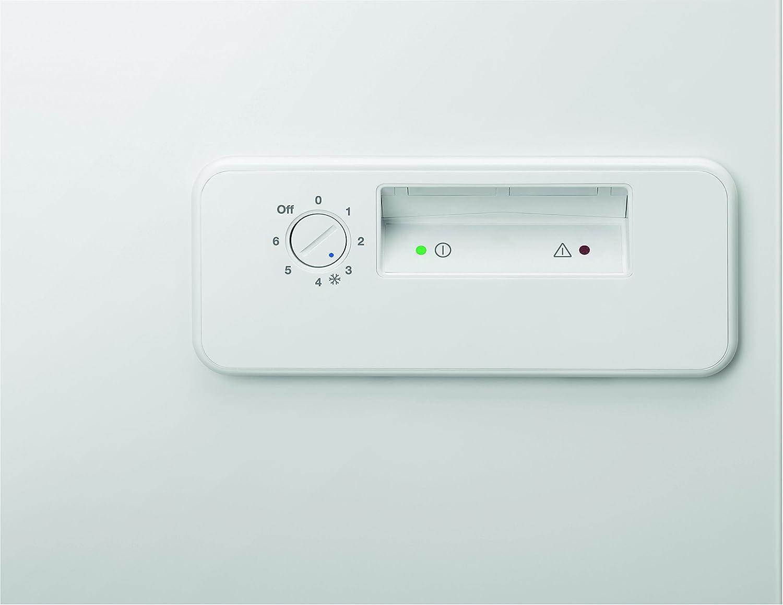 Zanussi ZFC 41400 WA - Congelador Horizontal Zfc41400Wa Con ...