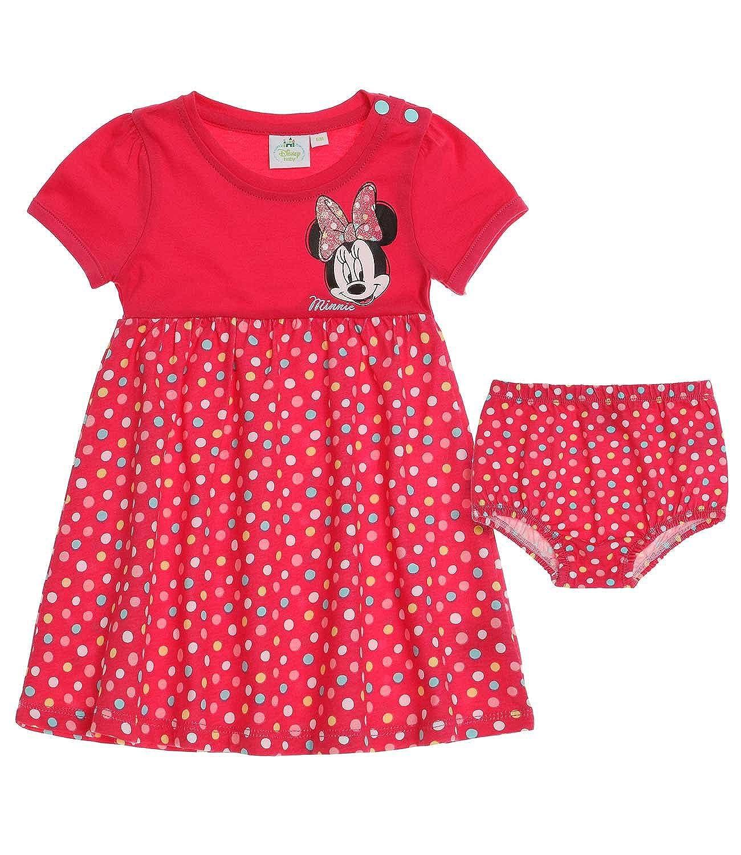 Disney Minnie Babies Kleid & Slips 2016 Kollektion - pink