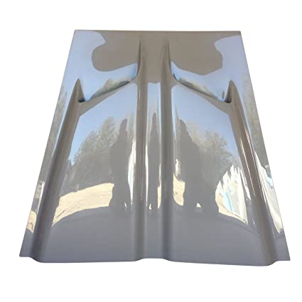 ZolkoCarbon Cowl Induction 36 L x 3 H Hood Scoop Universal ...