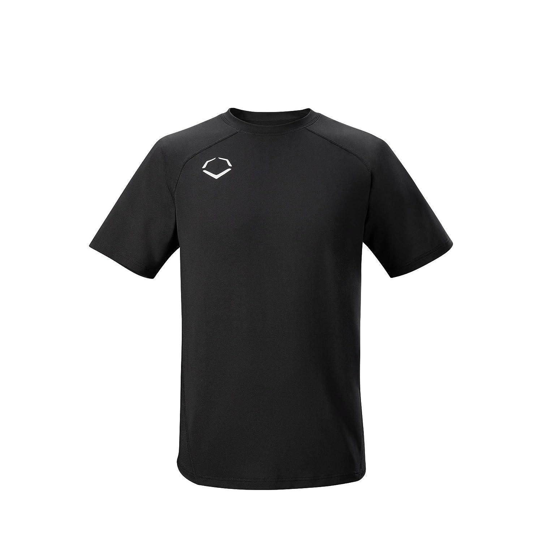 EvoShield プロチーム Large トレーニングTシャツ B07GPKFQNX Large ブラック ブラック B07GPKFQNX, ミイケグン:dded8c76 --- cgt-tbc.fr