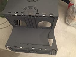 Amazon Com Range Kleen Ss2 Double Step Stool Gray