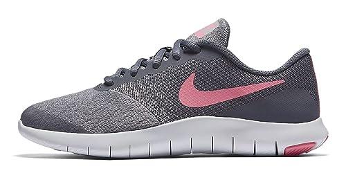 quality design 765e7 8b47a Nike Flex Contact (GS), Light CarbonAtmoshphere GreyWhiteSunset