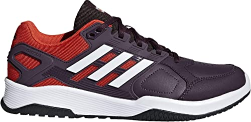 adidas Duramo 8 Trainer, Men's Fitness Shoes, Red (Nobred), 13.5 ...