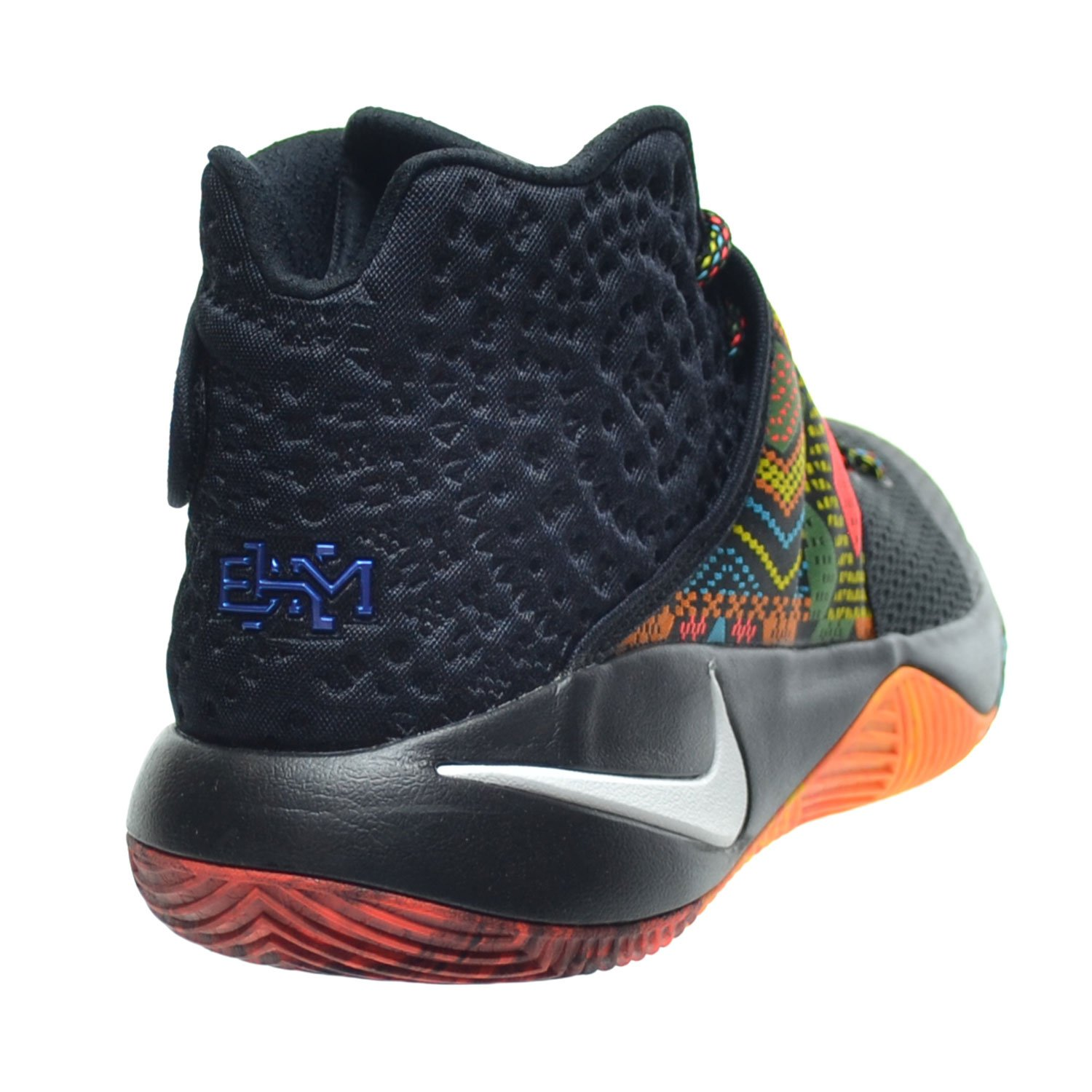 competitive price 9d28a a96fe Amazon.com   Nike Kyrie 2 BHM Men s Shoes Black Multi-Color 828375-099    Basketball