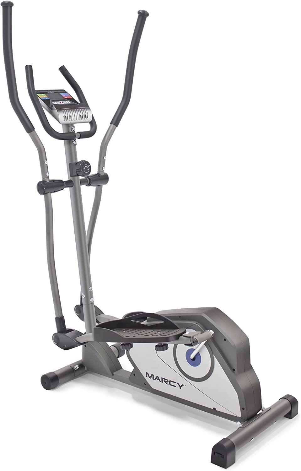 Marcy Magnetic Elliptical Trainer Cardio Workout Machine
