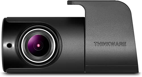 THINKWARE Rear View Camera for Q800PRO F800PRO F800 Dash Cam 1080p Sony Starvis Connecting Cable Included 2-Channel Dual Channel Front and Rear Uber Lyft Car Taxi Rideshare