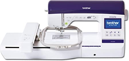 Brother Innovis 2600 Máquina de Coser Y Bordar, Blanco, L ...
