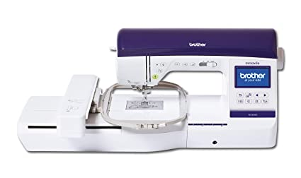 Brother Innovis 2600 Máquina de Coser Y Bordar, Blanco, L: Amazon.es ...