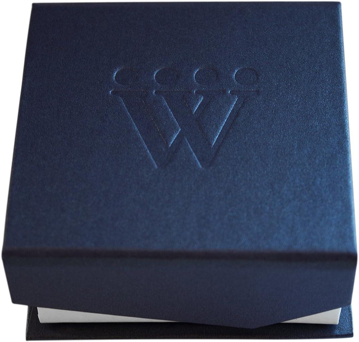 GWG Jewellery Femme Bagues Cadeau Bague avec N/œud Celtique Argent Sterling Et Pierre CZ Ronde Vert /Émeraude pour Femme