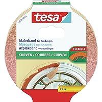 tesa Masking Tape for Curves, 25m x 25mm