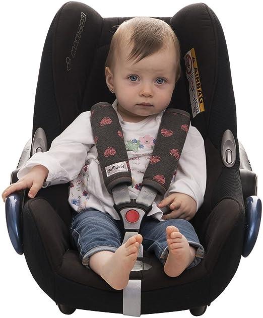 2 opinioni per Protezione imbracatura di arneses per passeggino, Maxicosi e sedia di auto.