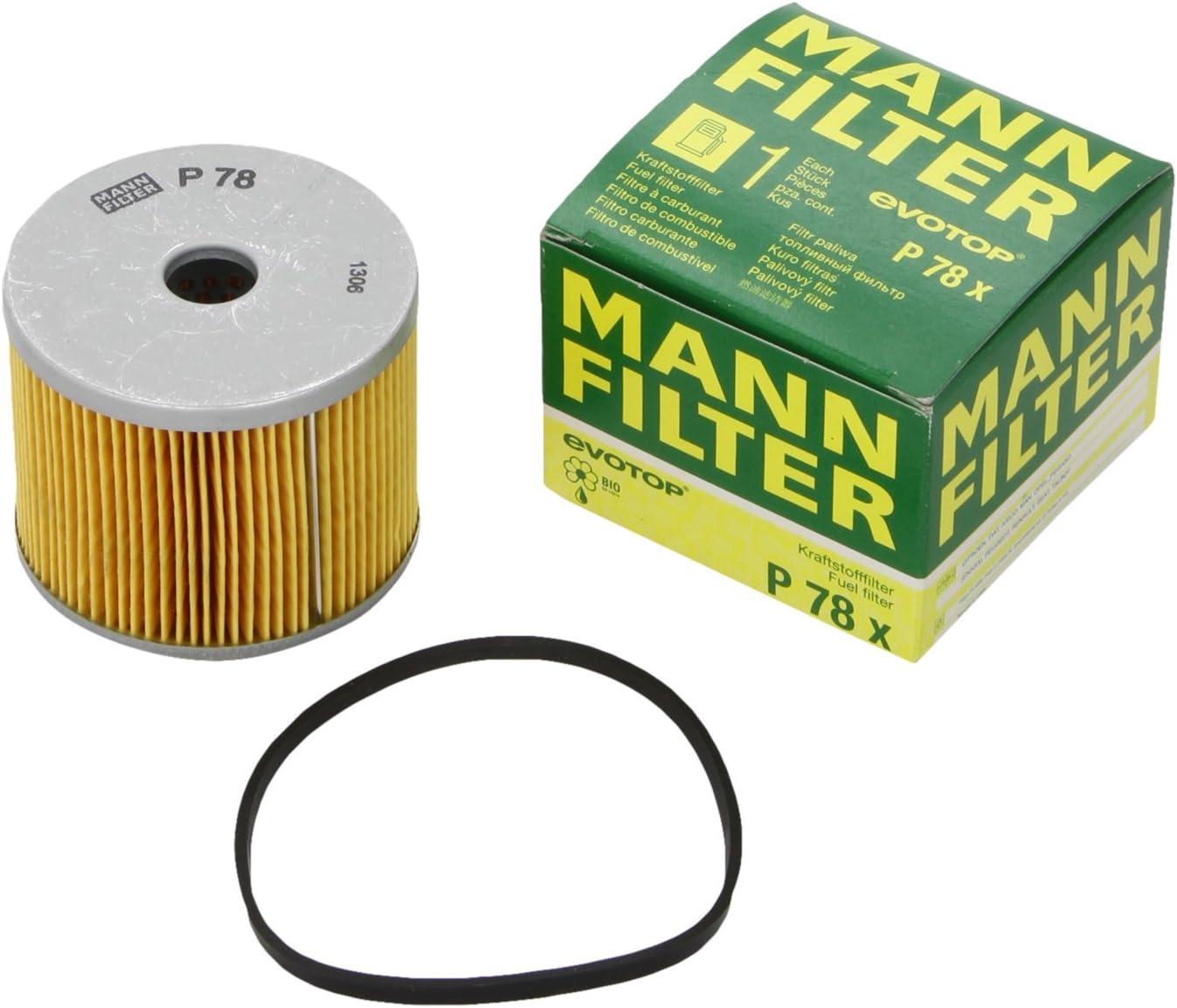 Mann Filter P78x Kraftstofffilter Auto