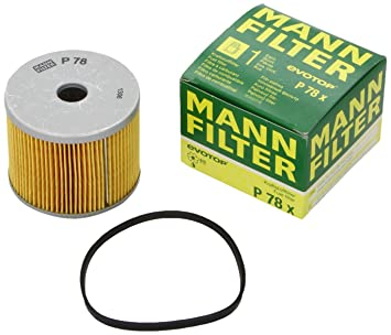 CARBURANTE Filtro MANN-FILTER WK 820//16