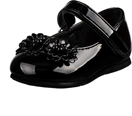 Josmo Baby Girl's Patent Dressy Shoe