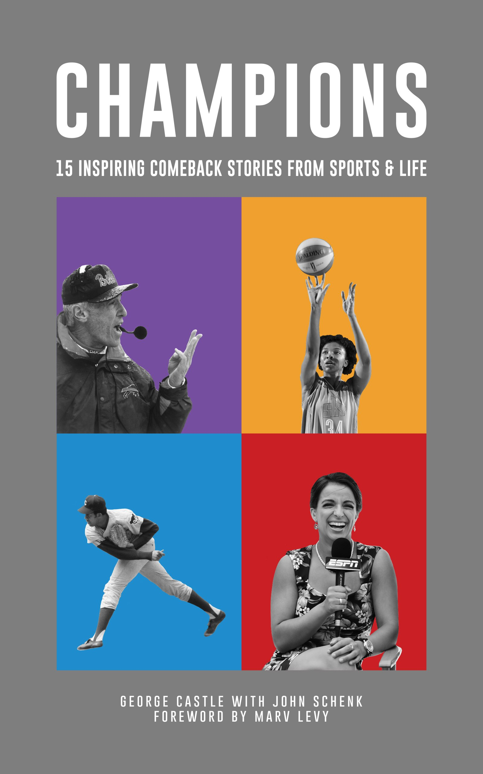Download Champions: 15 Inspiring Comeback Stories from Sports & Life pdf