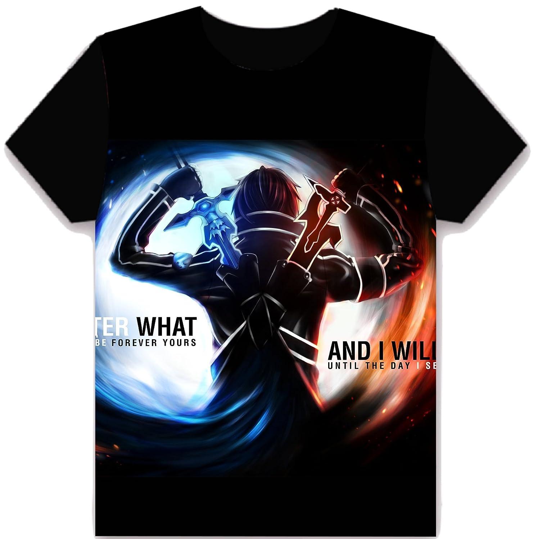 Anime Print Tshirt 026