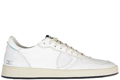 Sneaker PHILIPPE MODEL HERRENSCHUHE HERREN LEDER SCHUHE