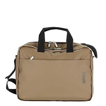 5d1aa966e41f9 BREE Punch 67 Businesstasche mit Laptopfach 40 cm Clay  Amazon.de ...
