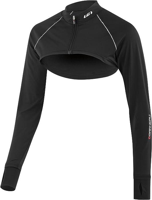 d3022b19c Amazon.com   Louis Garneau Women s Cycling Bolero with UPF SPF 50 ...