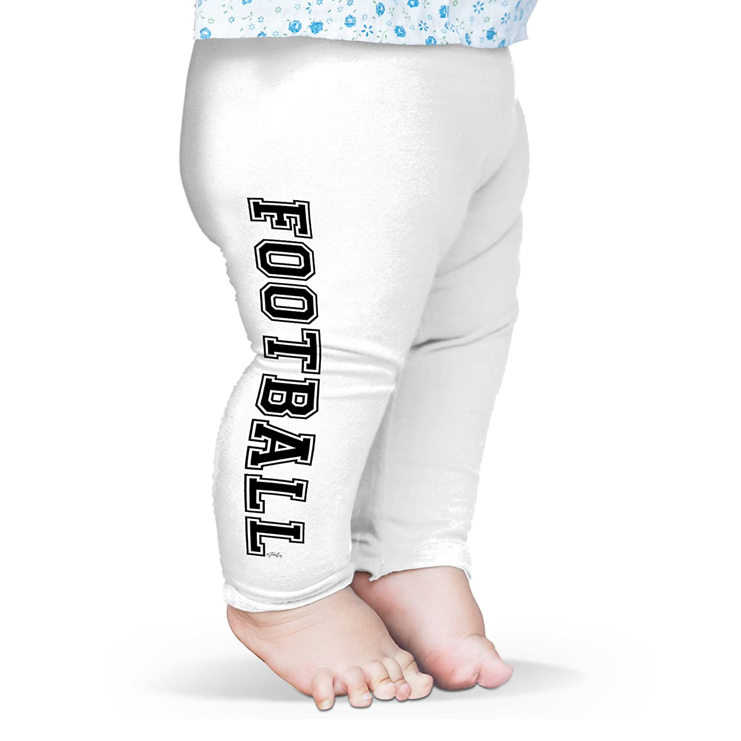 TWISTED ENVY Football Baby Funny Leggings Trousers