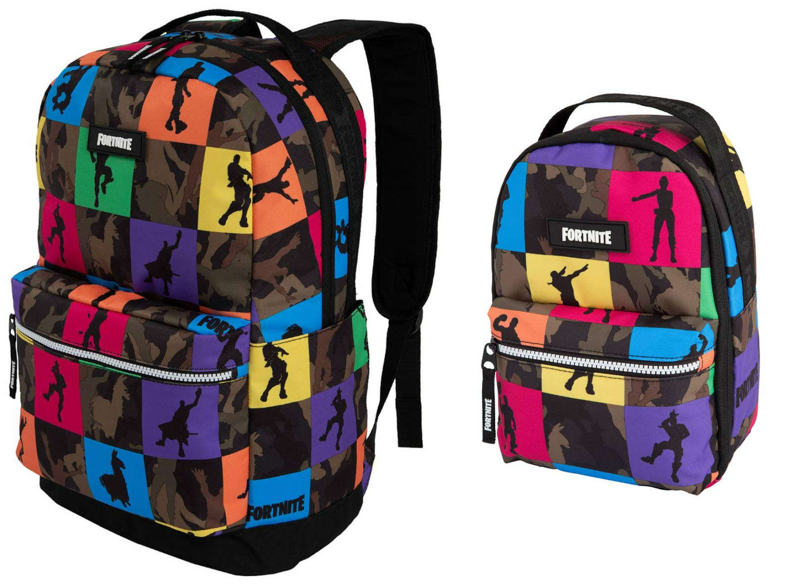 Fortnite Kids' The Multiplier Dance Moves Backpack and Lunch Kit by Fortnite