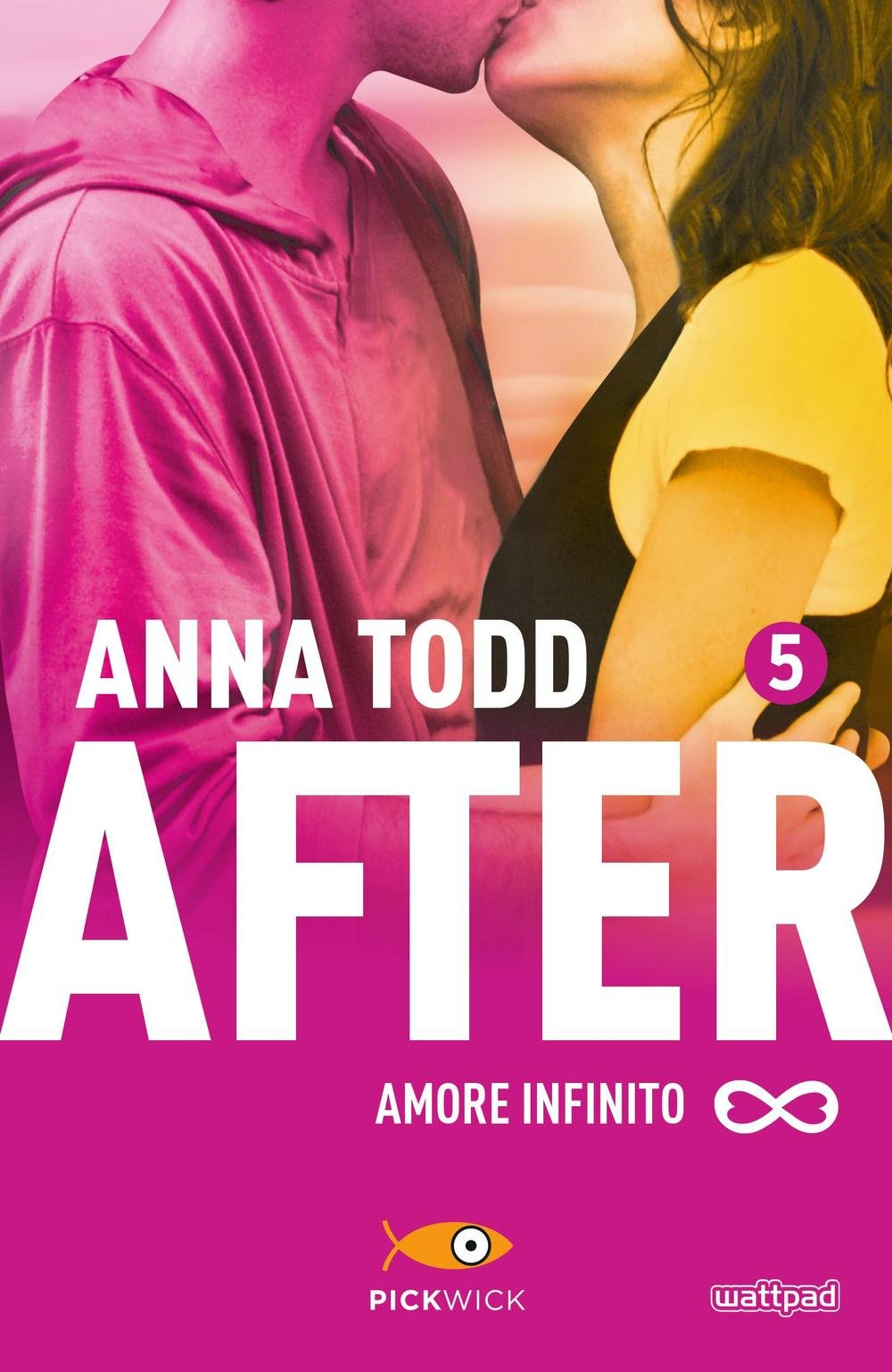 After: 5 (Pickwick): Amazon.es: Anna Todd, I. Katerinov: Libros en idiomas extranjeros