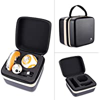 Hard Storage Travel Carrying Bag Case For Sphero Star Wars BB-8 App Controlled Robot Storage Box - Stores Sphero BB8 - Cable And Accessories