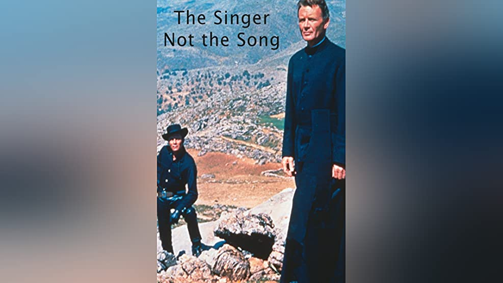 Singer Not The Song