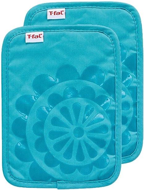 Amazon Com T Fal Textiles 97167 Pot Holder Breeze Home Kitchen