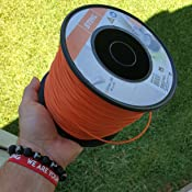 Stihl 0000 930 2246 - Bobina para cintas (2,4 mm x 261 m, 1,4 kg ...